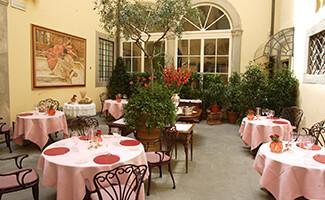 Relais & Châteaux Restaurante Enoteca Pinchiorri, Florença