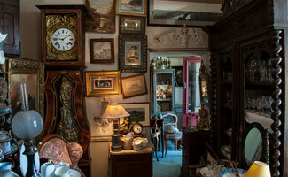 Bartlett Street Antiques Centre