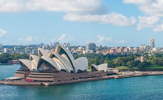Sotto le vele della Sydney Opera House