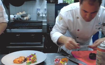 Nicolas di Paolo, |Costa Rica's new cuisine