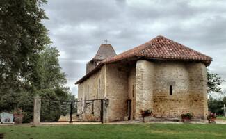 Découverte de Notre-Dame des Cyclistes (Labastide d'Armagnac)