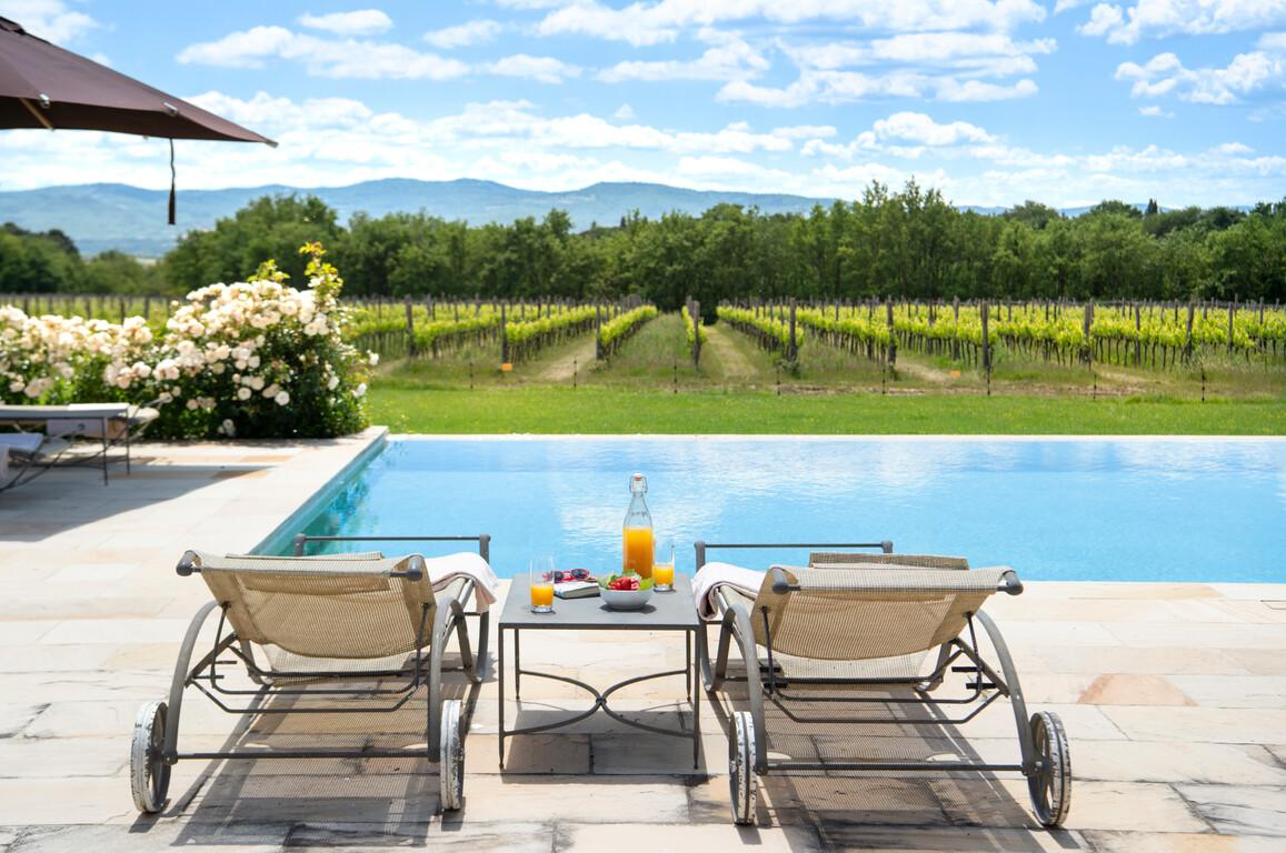 Relais & Chateaux Il Borro pool