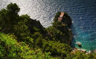 Partir sur les traces du Mépris, Capri