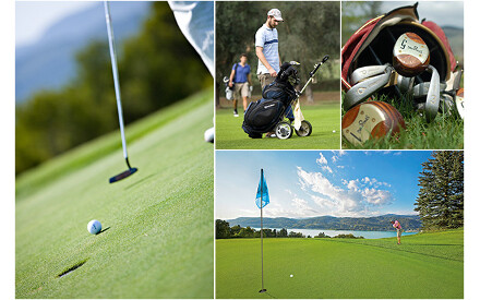 A Relais & Châteaux golf weekend: take a swing on the green!