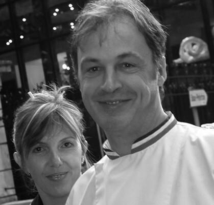 Martine et Jacques Decoret