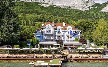 Yoann Conte – Bord du Lac Hôtel Restaurant
