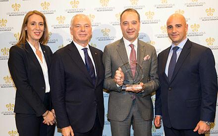 Moët & Chandon Welcome Trophy : Alain Bullo, Hôtel Londra Palace, Italie