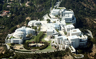 Le Getty Center, Los Angeles