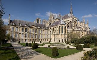 Dans les pas du roi au palais du Tau, Reims