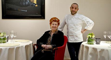 Annie Féolde & Riccardo Monco