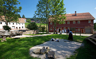 Культурный парк Glashütte-Buhlbac