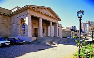 Galerie d'art de Johannesburg