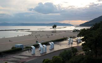 La playa de Suma