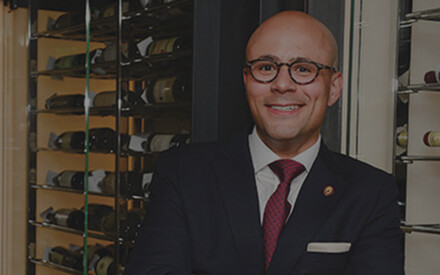 3 Questions with one of America's|best-known master sommeliers