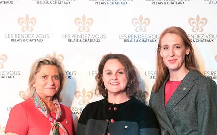 Champagne Duval-Leroy Sustainability Trophy : Alberto Tasca, Capofaro Locanda & Malvasia, Italie