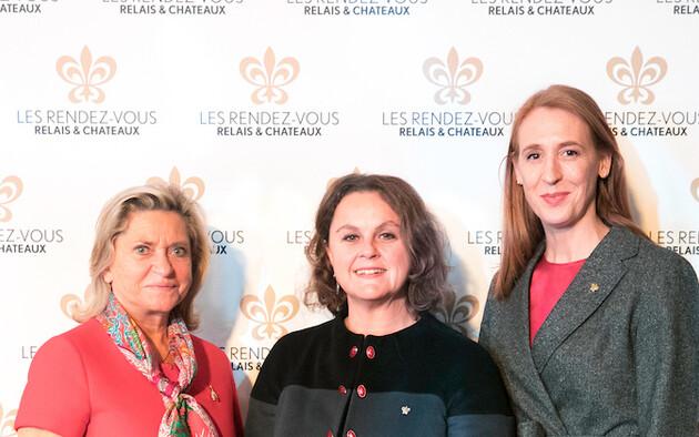 Champagne Duval-Leroy Sustainability Trophy : Alberto Tasca, Capofaro Locanda & Malvasia, Italy