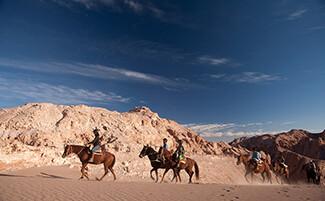 The Valley of the Moon, Atacama