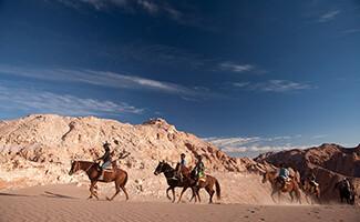La valle della Luna, Atacama