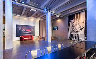 Andy Warhol Museum, Pittsburgh, Pennsylvanie