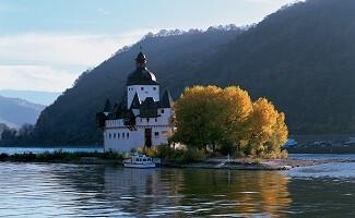 Descend into the Rhine Valley