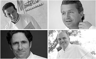 Los Grands Chefs desde Montpellier hasta Le Castellet