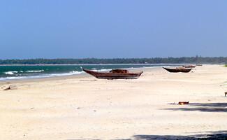 Tarkarli Beach, zwischen Strandvergnügen und Taucherlebnissen