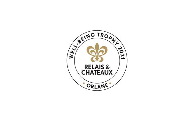 """Relais & Châteaux e Orlane conferiscono il trofeo """"Well-being 2021"""" al Grantley Hall di Ripon, nello Yorkshire"""