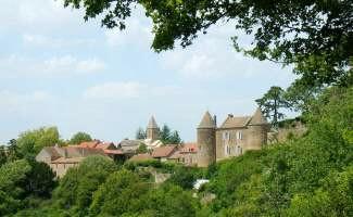 Brancion, Schmuckstück aus dem Mittelalter