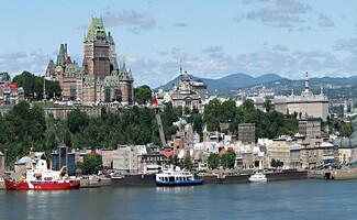 Old Quebec, UNESCO World Heritage Site