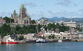 Old Quebec, UNESCO World Heritage Site