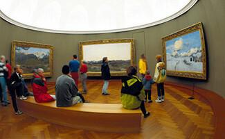Museu Segantini, St. Moritz