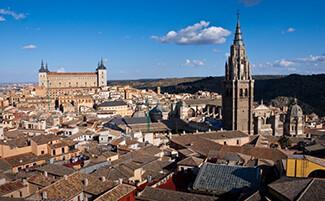 The two cities of Toledo