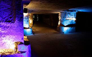 Une visite de caves