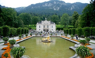 Linderhof Palace, Ettal