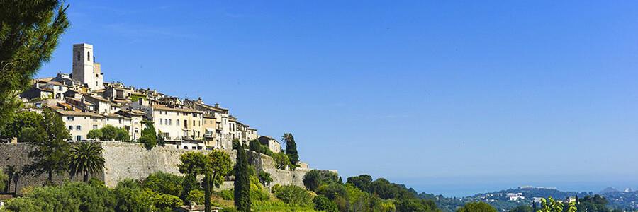 Relais & Châteaux - Saint-Paul-de-Vence - Côte d'Azur