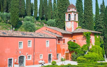Villa Cordevigo, | histoire d'amour à Vérone