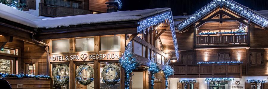Relais & Châteaux - Ski - France