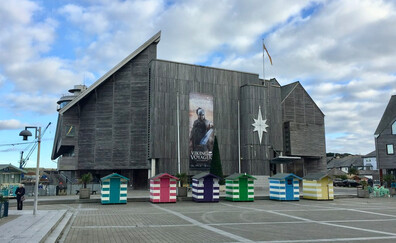 Visit the National Maritime Museum of Cornwall, Falmouth
