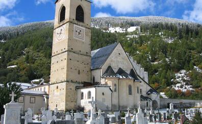 Couvent bénédictin Saint-Jean-des-Sœurs, Müstair