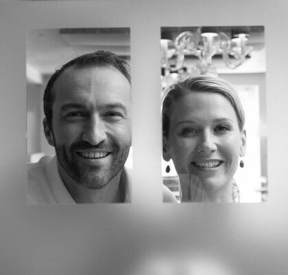 Cédric et Marion Béchade