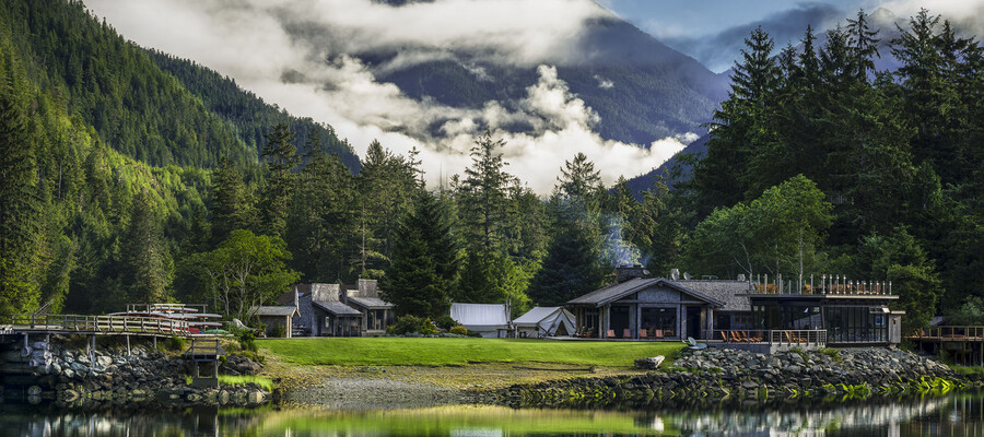 Clayoquot Wilderness Lodge