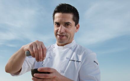 Ricardo Costa, 2 estrelas Michelin: uma cozinha sensorial!
