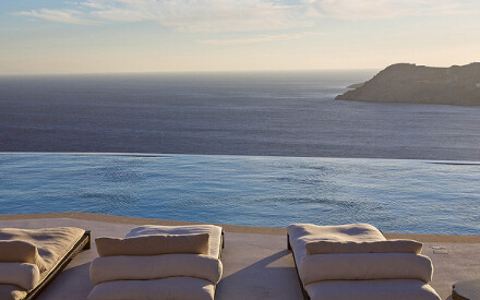 Exceptional views: eternity touches Relais & Châteaux