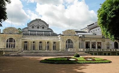 Soirée à l'Opéra de Vichy