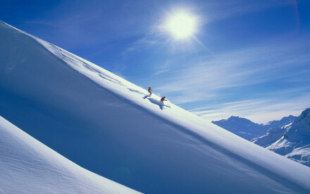 Skiing in Italy? The Aosta Valley or the Dolomites?