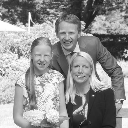 Yolanda and Jon-Ivar Sörensen