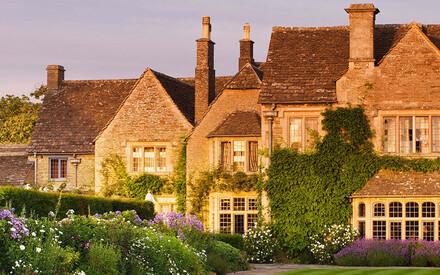 Whatley Manor Hotel and Spa