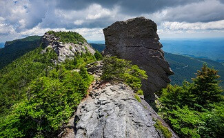 Parque Estadual Grandfather Mountain, Carolina do Norte