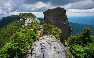 Grandfather Mountain State Park, Caroline du Nord