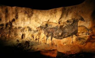 Caverna de Lascaux, em Montignac
